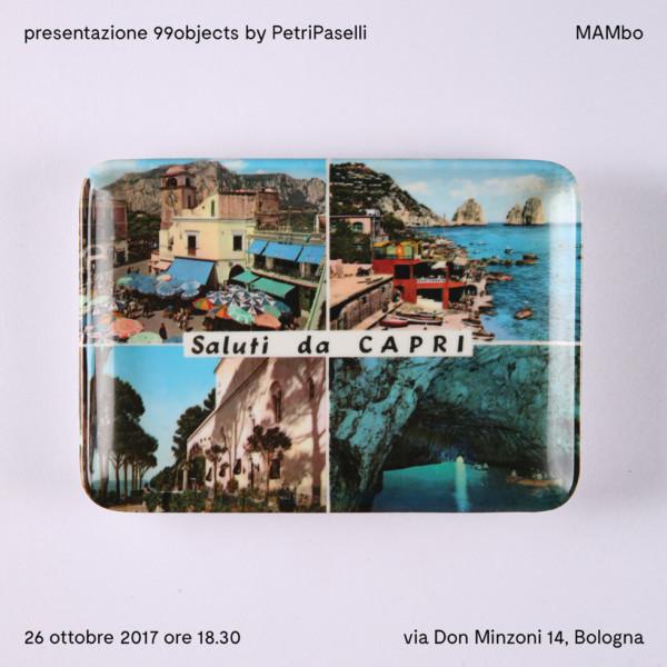 99objects – MAMbo/Museo d'arte Moderna di Bologna